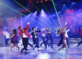 dwts is thankful for the late great mj