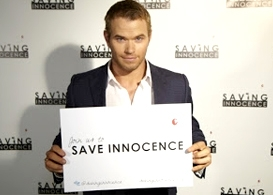kellan lutz hosts saving innocence benefit