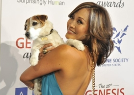 carrie ann inabas animal project benefit at gibson guitar center
