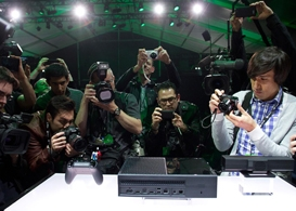 e3 the battle between ps4 and xbox one