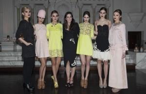 10 - Silvia Arguello and Rosa Clandestino Models At The World Of Alcantara Featuring Rosa Clandestino