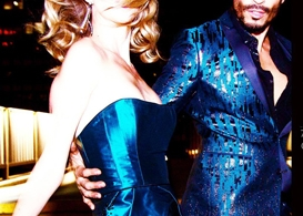 anthony franco unveils his new collection at the thompson hotel