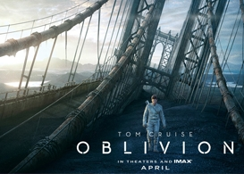 tom cruise saves the world from oblivion
