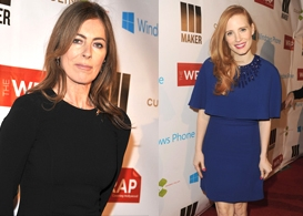 the wrap pre-oscar event: interviews with harvey weinstein, kathryn bigelow, david o'russell & more