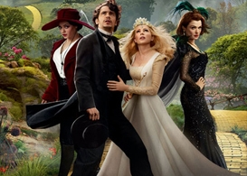 oz the great & powerful, advance movie review