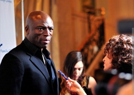 seal performs at the 2013 silver circle gala to benefit the venice family clinic