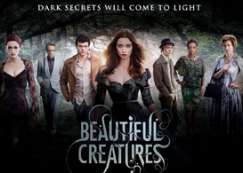 beautiful creatures fails to cast a spell on audiences, movie review