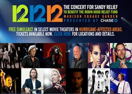 12-12-12 sandy relief concert rocks msg
