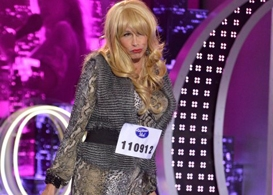 american idol season 12: san antonio, long beach, oklahoma city & steven tyler in drag! next stop hollywood