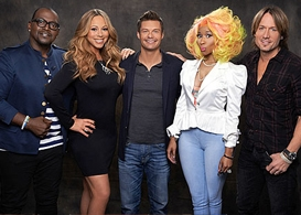 american idol, season 12 preview, new judges mariah carey, keith urban, & nicki minaj