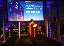 children's bureau presents celebrity chefs