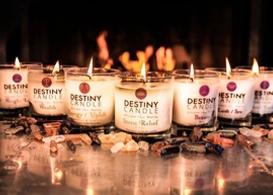 destiny candle & karen michelle boutiques raffle and runway show