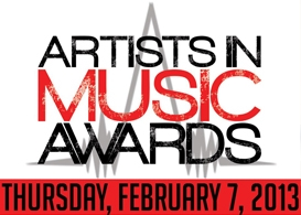 2013 artists in music awards honors emerging talent at key club, grammys weekend