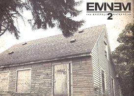 eminem the marshall mat hers lp 2