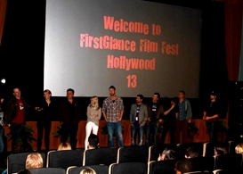 taking a look at the first glance film festival