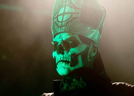 ghost b.c. summon forth a ritual at the el rey
