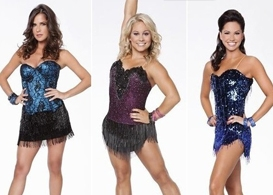 dwts ladies face off for the finale