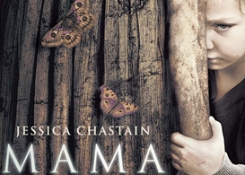 jessica chastain stars in new horror movie mama, advance review