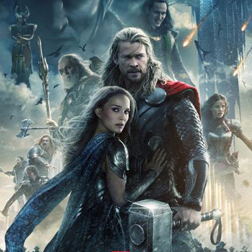 THOR: THE DARK WORLD PACKS A PUNCH