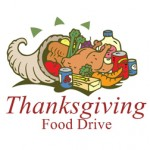THANKSGIVING CANNED FOOD DRIVE BENEFITTING LA FOOD BANK