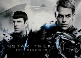 star trek into darkness advance review