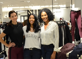 cj by cookie johnson showcases denim collection