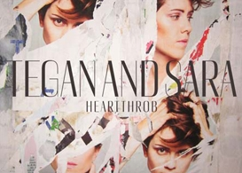 "tegan and sara release new album ""heartthrob"", advance music review"