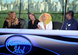 american idol season 12 premieres with new judges keith urban, feuding mariah carey and nicki minaj, plus new york & chicago auditions
