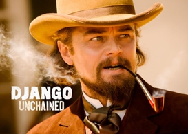 django reinvents the western