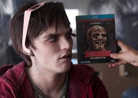 warm bodies, movie review: a zombie love story