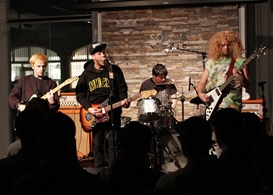 wavves perform at sons studio, next stop sxsw