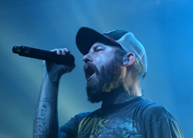 in flames, all shall perish, & battlecross take the stage in ventura