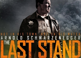 schwarzenegger returns in ' the last stand', movie review