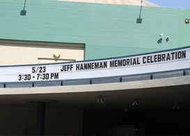 jeff hanneman memorial celebration at the hollywood palladium