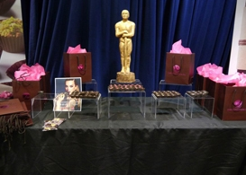 and the oscar for best gifting suite goes to...