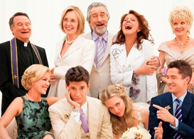 the big wedding interview with director