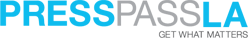 PressPass LA Logo