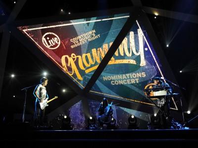 GrammyNominationsConcertLive