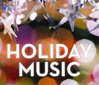 HolidayMusicPicks2014