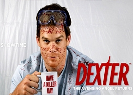 dexter is back