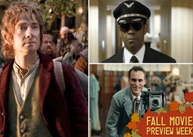 fall movie preview
