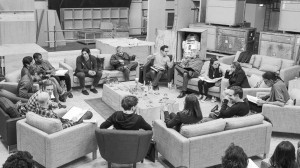 The new Star Wars cast and crew as released today by Starwars.com.