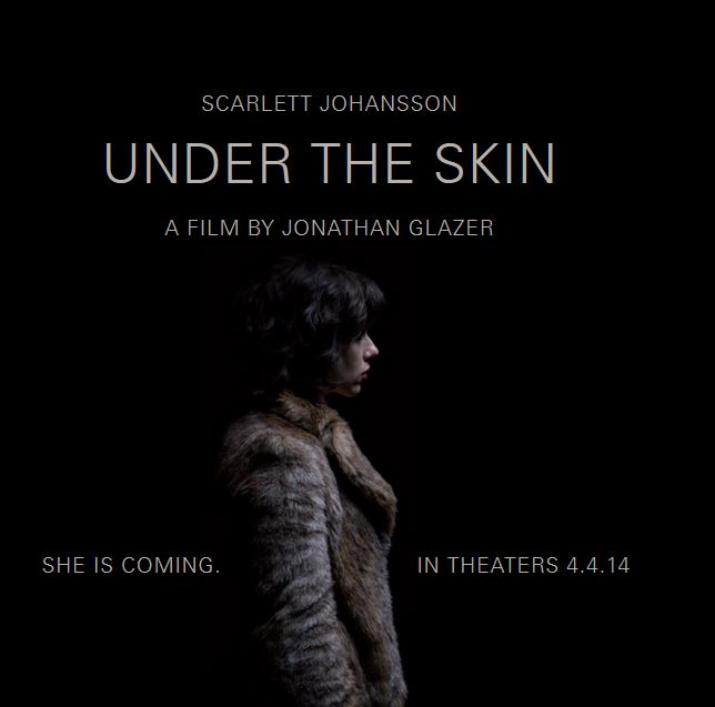 a comprehensive review of under the skin a film by jonathan glazer