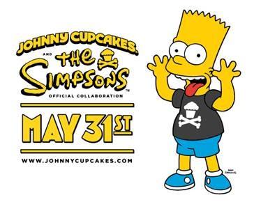 SimpsonsCupcakes