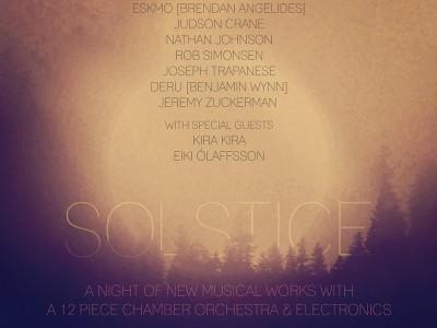 The Echo Society II - Solstice