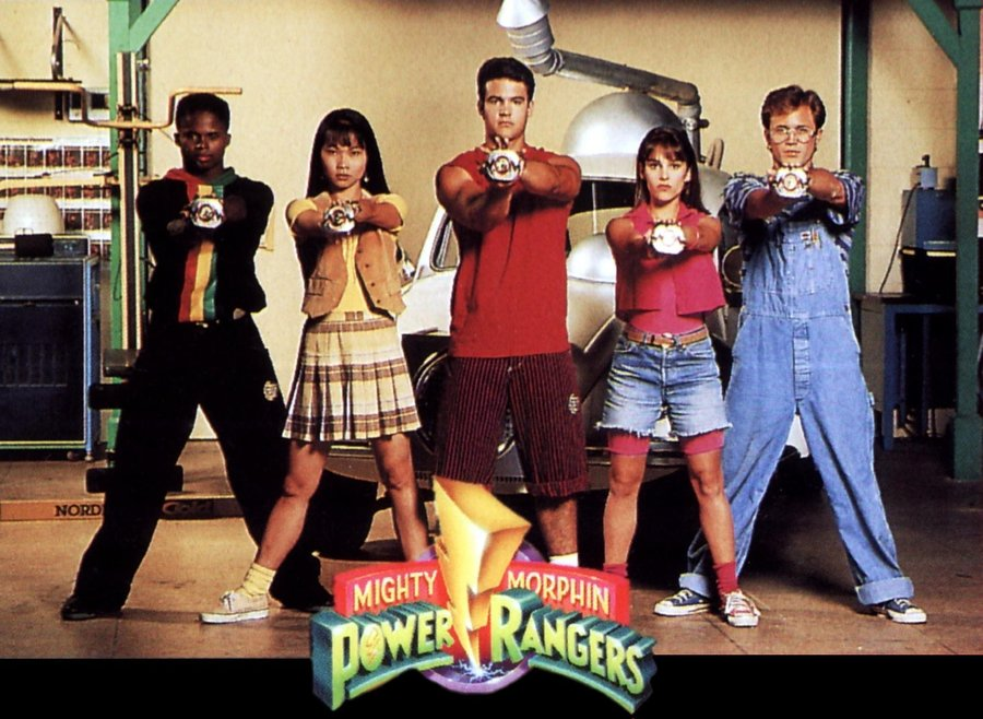 Mighty Morphin Power Rangers Reboot Movie Predictions