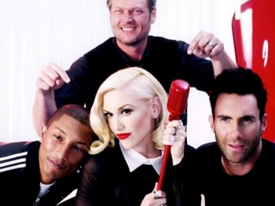 pharrell-williams-blake-shelton-gwen-stefani-and-adam-levine-of-the-voice-season-7