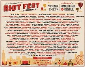 RiotFest2014Chicago