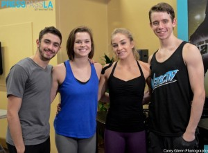 SYTYCD Top 4 dancers