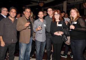 Writer's Guild Winter Reception
